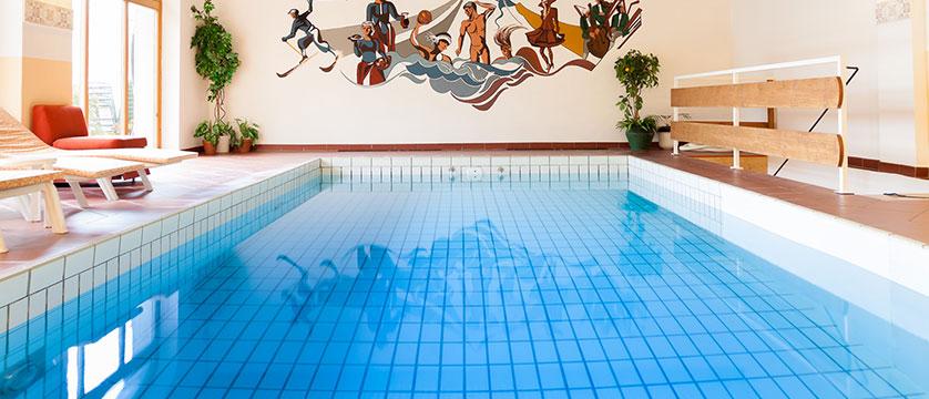 Landhotel St. Georg, Zell am See, Austria - indoor pool.jpg